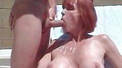 سکسی باش آب کیر تو بپاش تو صورتم